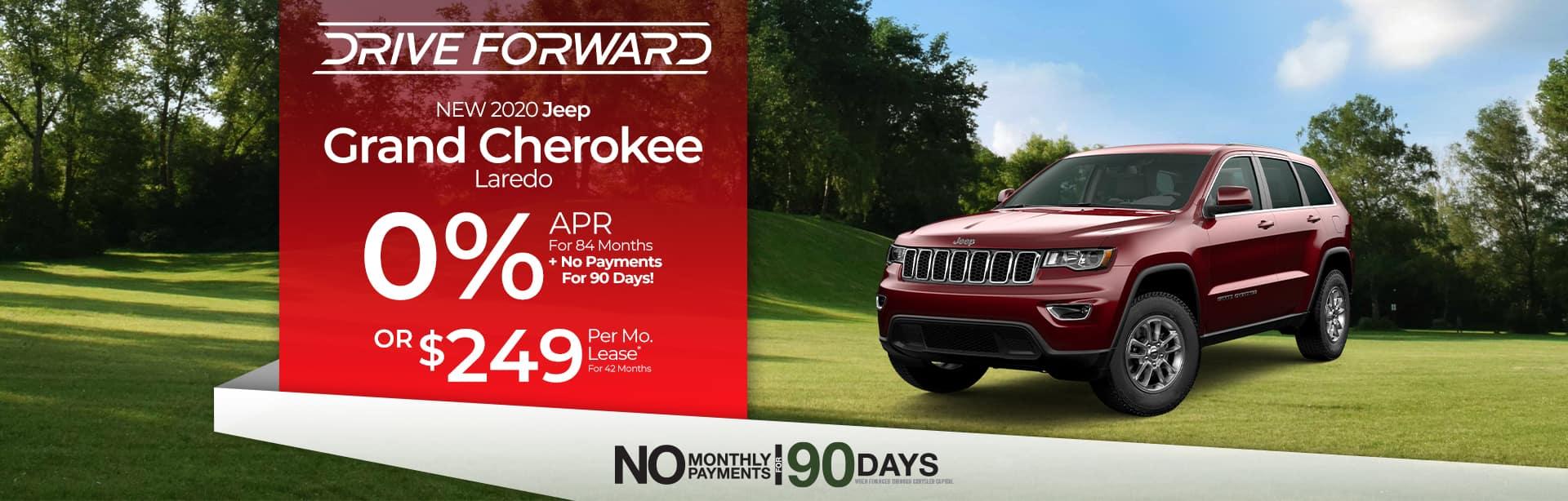 Best Deal on a New Jeep Grand Cherokee near Auburn, Indiana