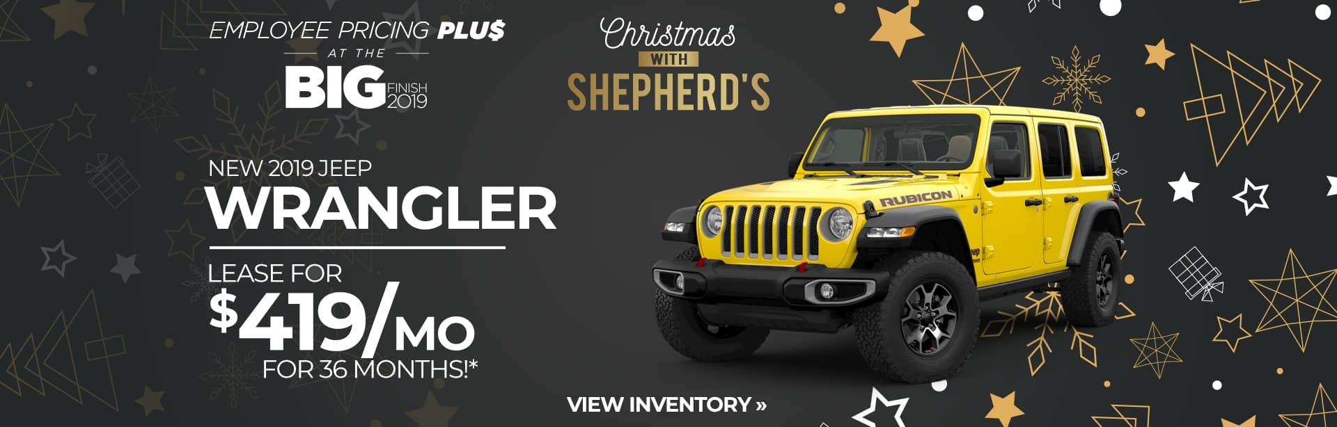 Jeep Incentives 2017 >> Shepherd S Chrysler Dodge Jeep Ram Cdjr Dealer In Auburn In