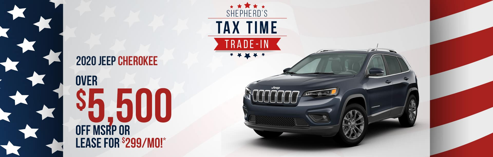Best Deal on a New Jeep Cherokee near Defiance, Indiana