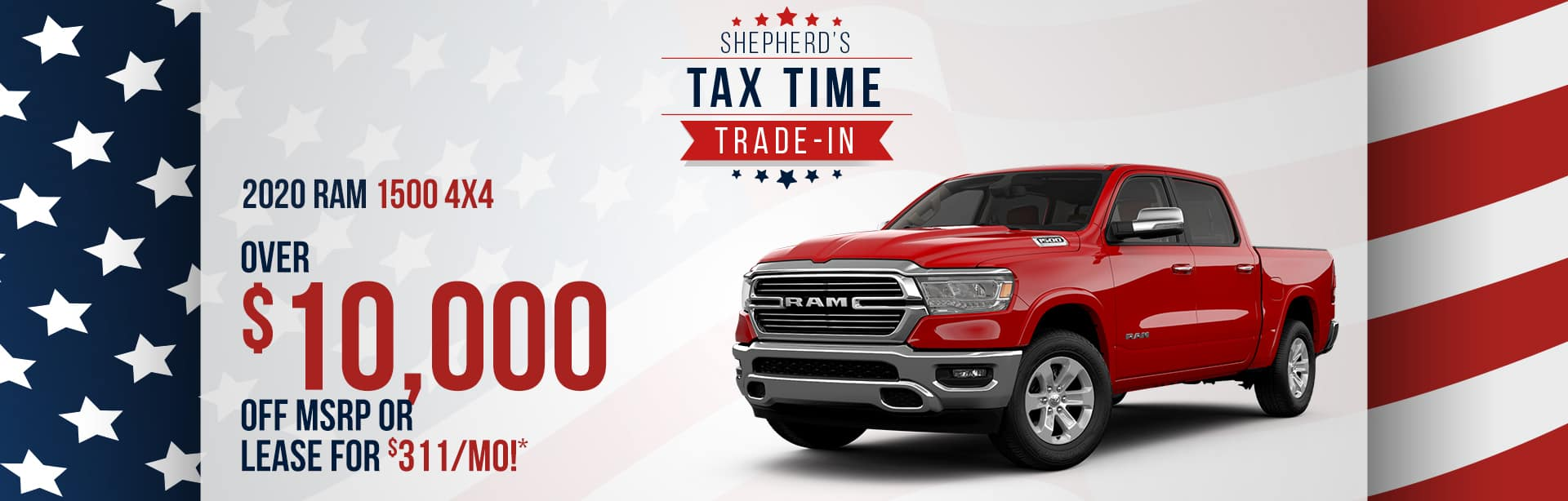 Rebate Special on an All-New Ram 1500 Near Fort Wayne, Indiana