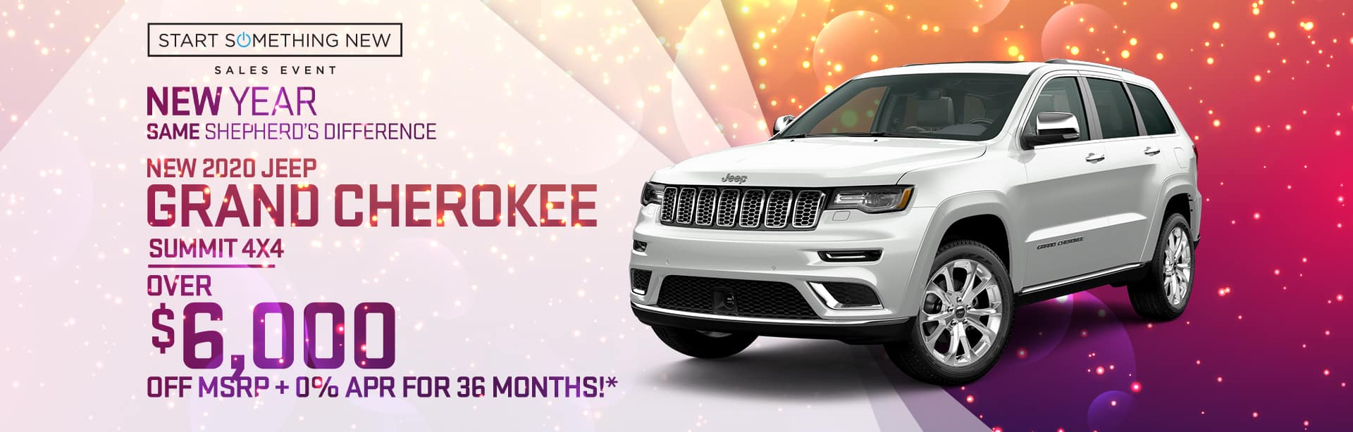 Best Deal on a New Jeep Grand Cherokee near Defiance, Indiana