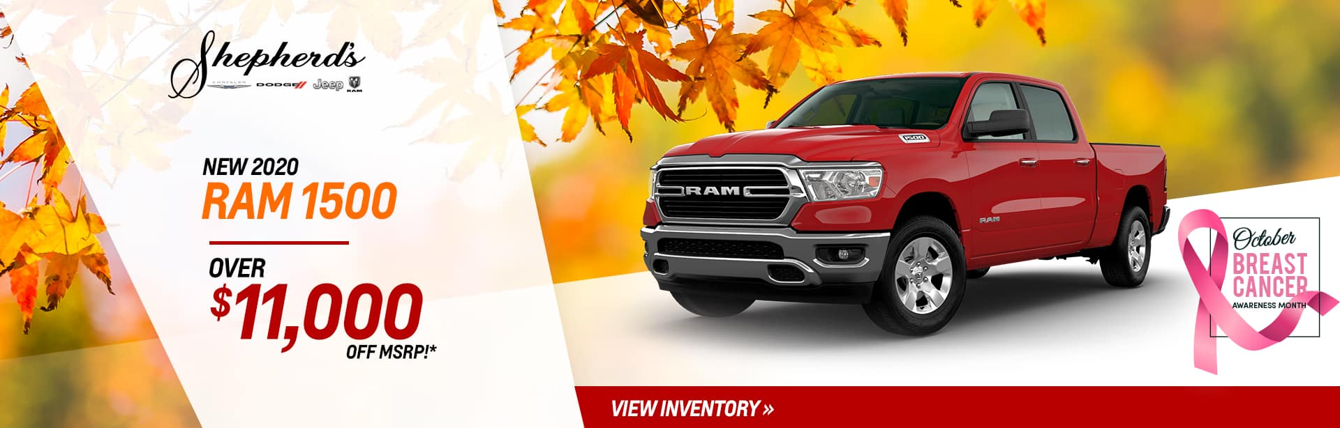 New RAM Truck Inventory near Fort Wayne, Indiana.