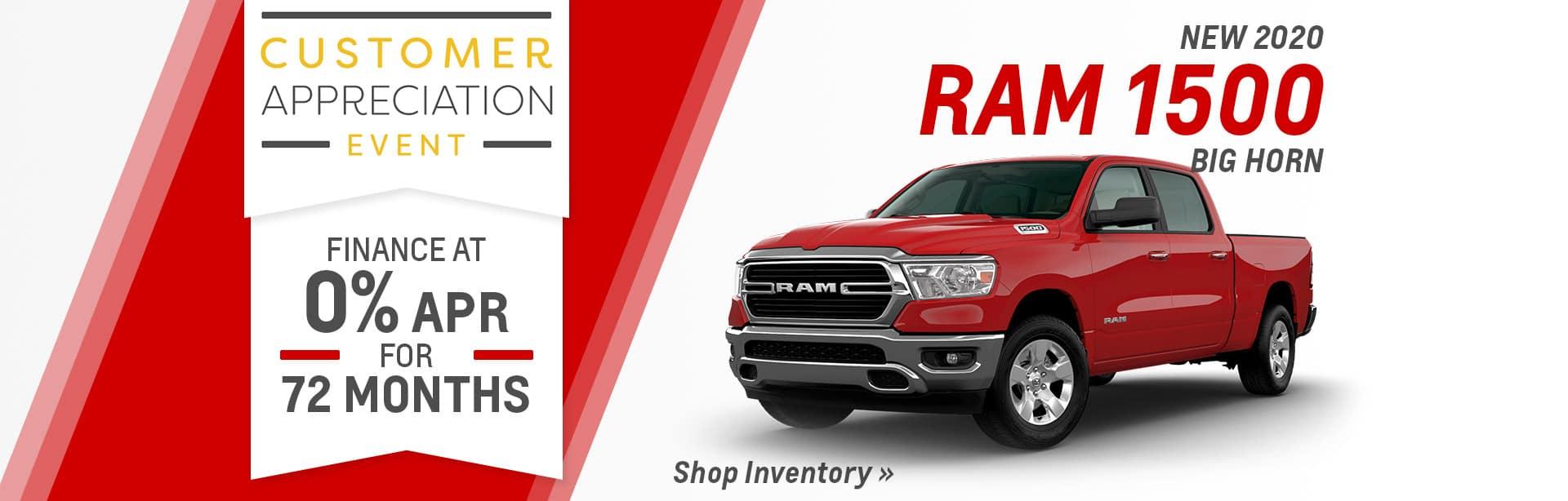 New RAM Truck Inventory near Fort Wayne, Indiana.