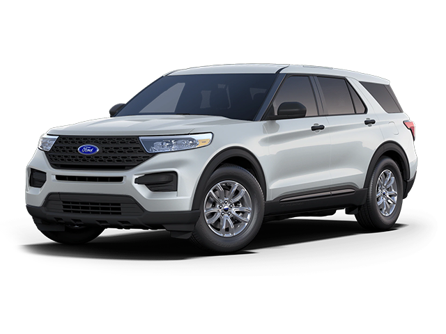 2021 Ford Explorer near Auburn Indiana
