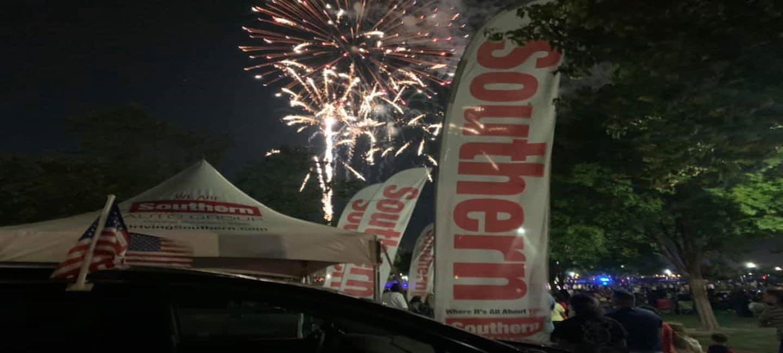 July 4th 2021 Fireworks 2 DI