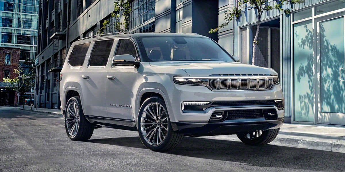 2021 Jeep Wagoneer GB