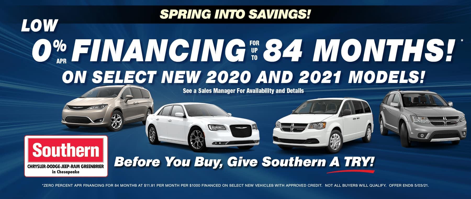 Southern Chrysler – Greenbrier