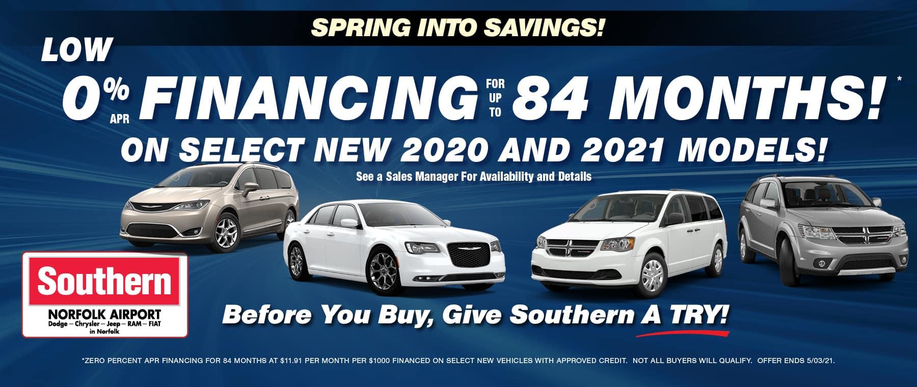 Southern Chrysler – Norfolk