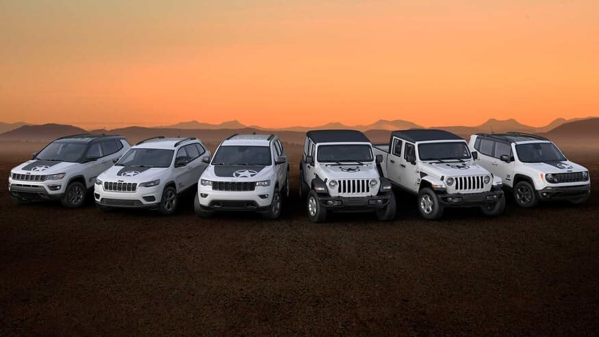 2021 Jeep Freedom Editions