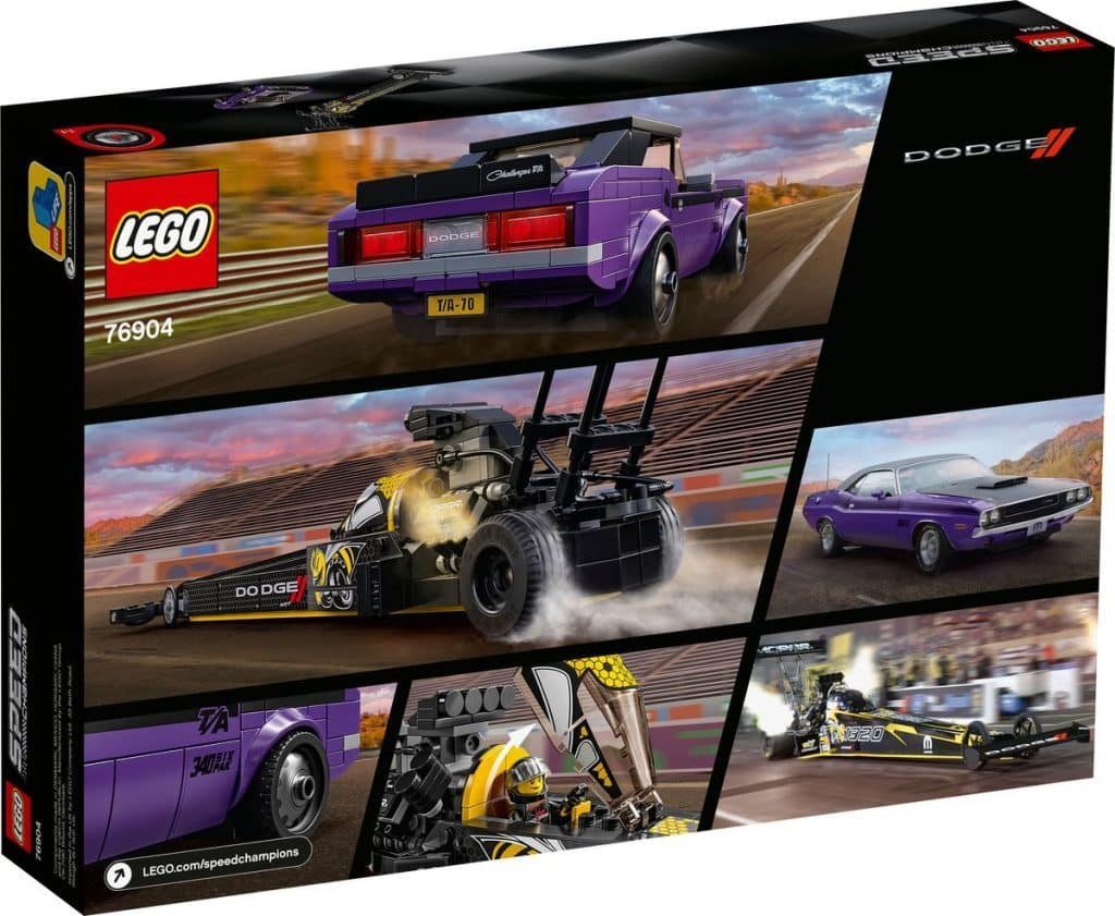 2021 Lego Dodge SouthernCDJR