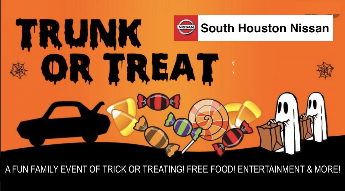 South Houston Nissan - Trunk or Treat Halloween Event