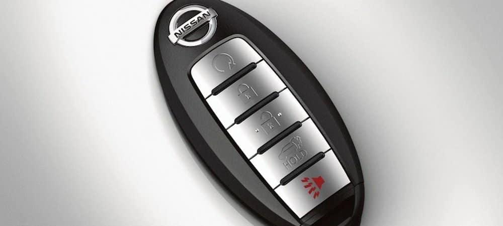 Nissan key fob
