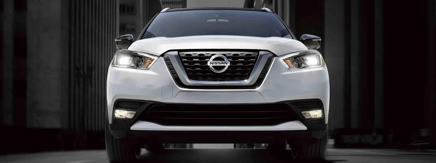 2019 Nissan grill