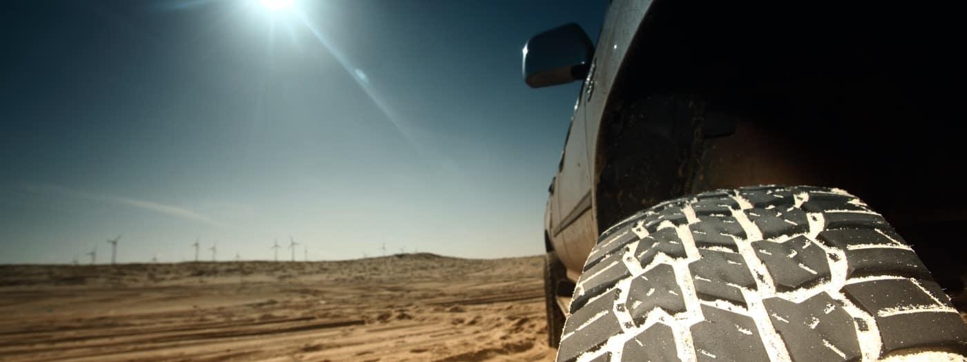 Truck Offroading