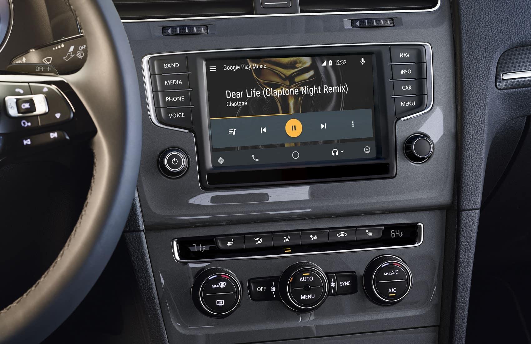 2017 Volkswagen Golf Alltrack Sound System