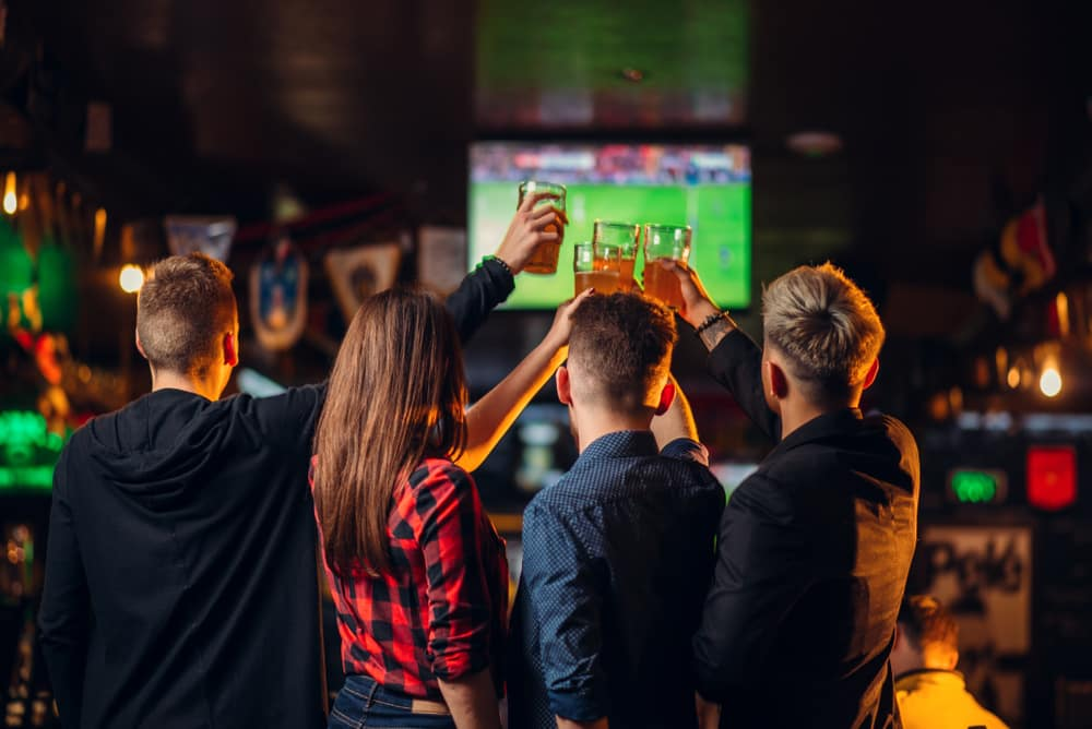 Sports Bars near Wakefield RI
