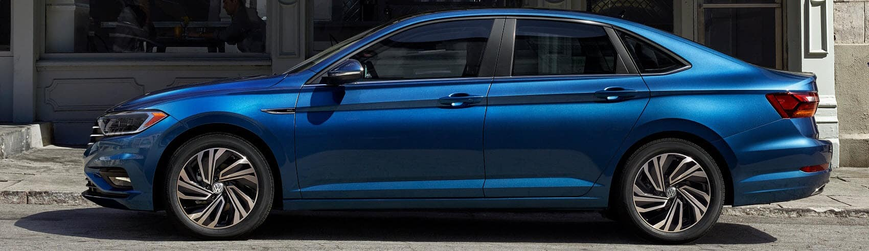 2019 Volkswagen Jetta Side View