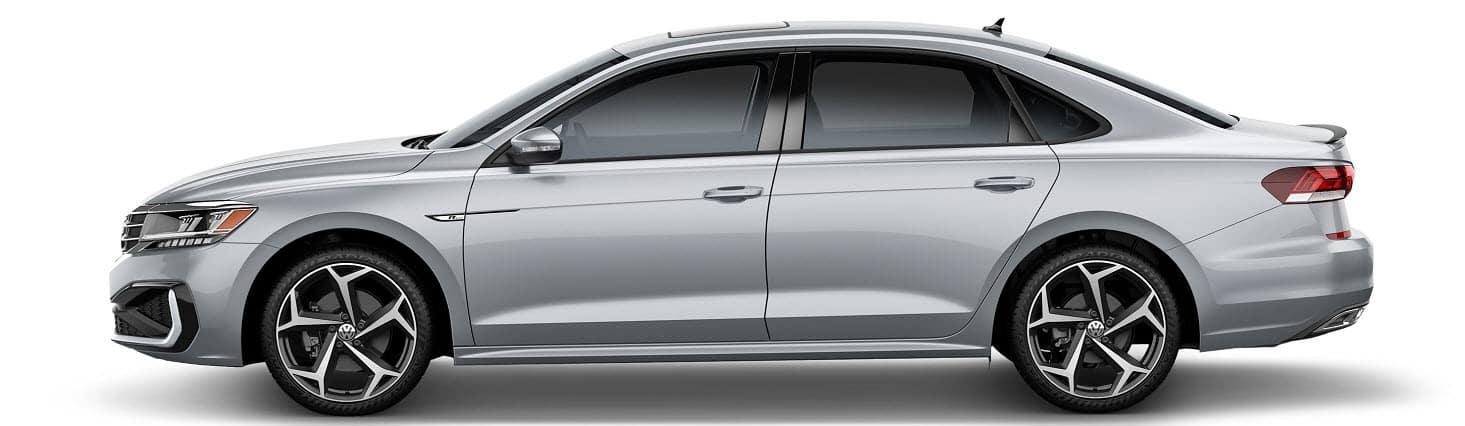 2020 Volkswagen Passat Side View
