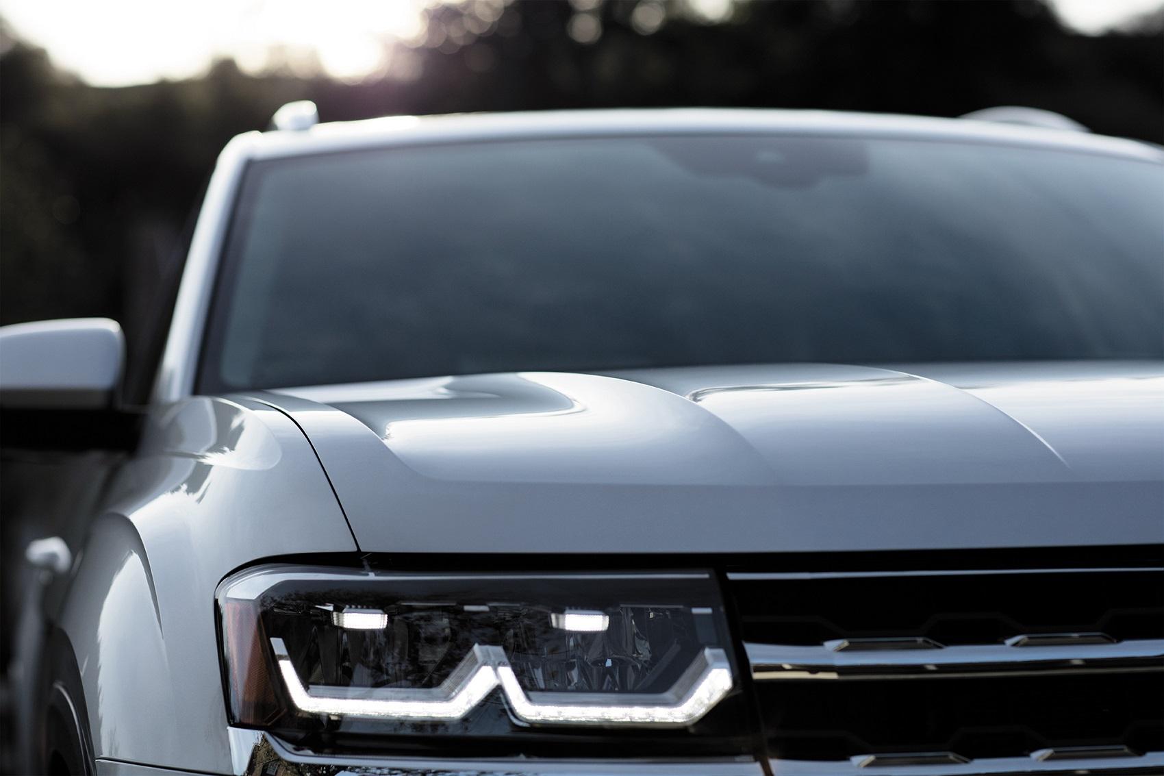 2019 Volkswagen Atlas Specs