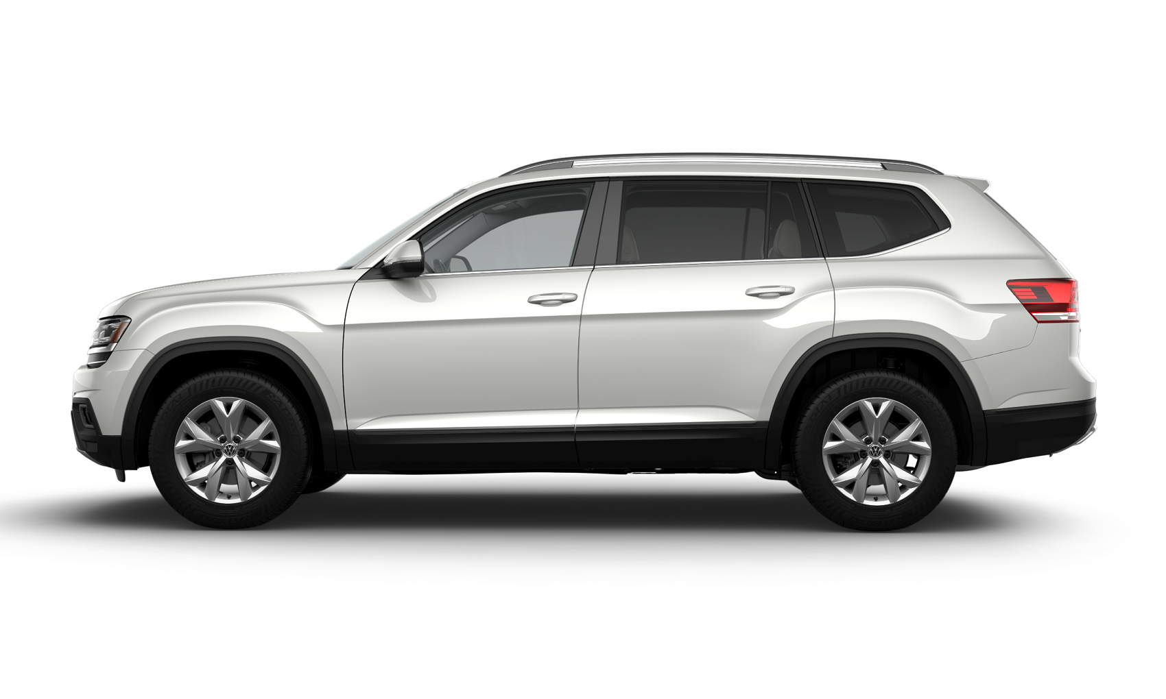Volkswagen Atlas SE Pure White