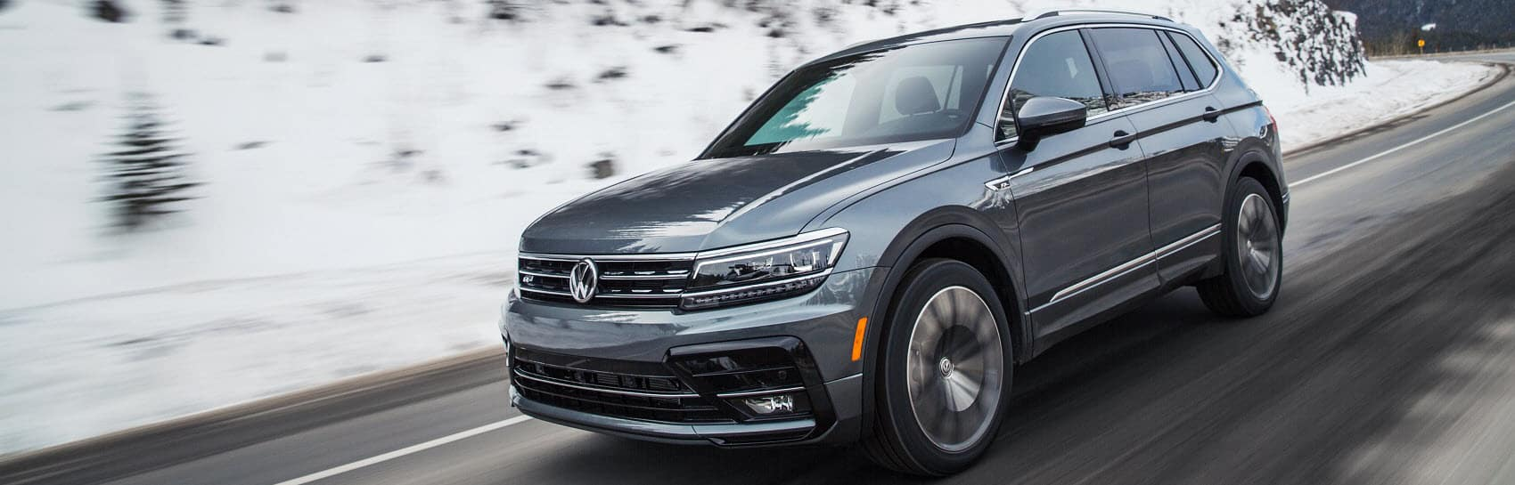 2019 Volkswagen Tiguan Review