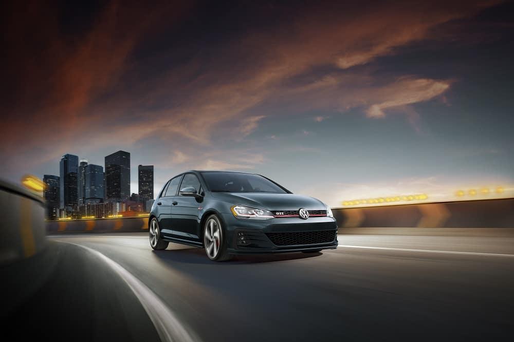 Volkswagen Golf GTI Engine Specs