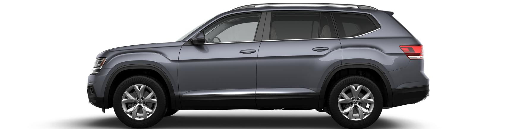 2019 Volkswagen Atlas Platinum Gray