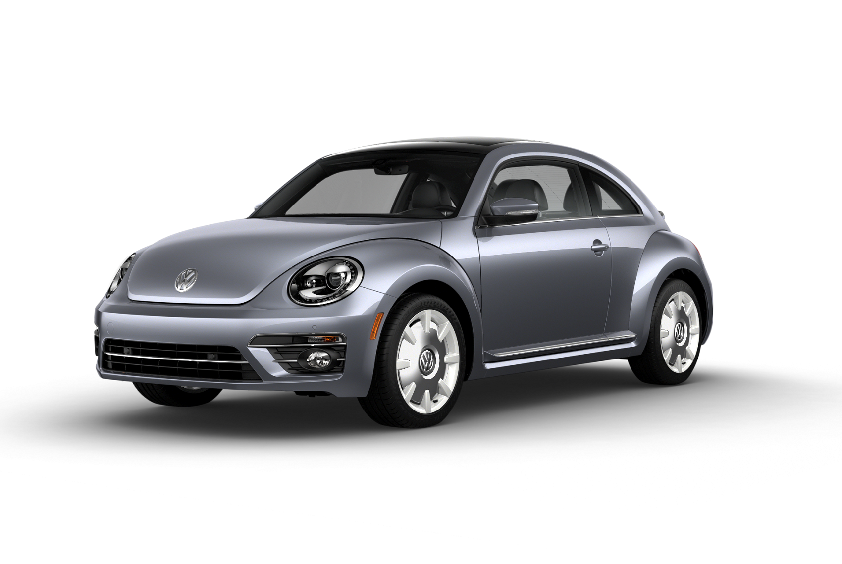 2019 Volkswagen Beetle Final Edition SEL Platinum Gray