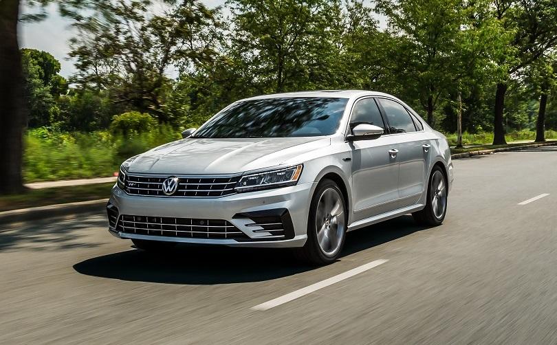 2019 Volkswagen Passat MPG