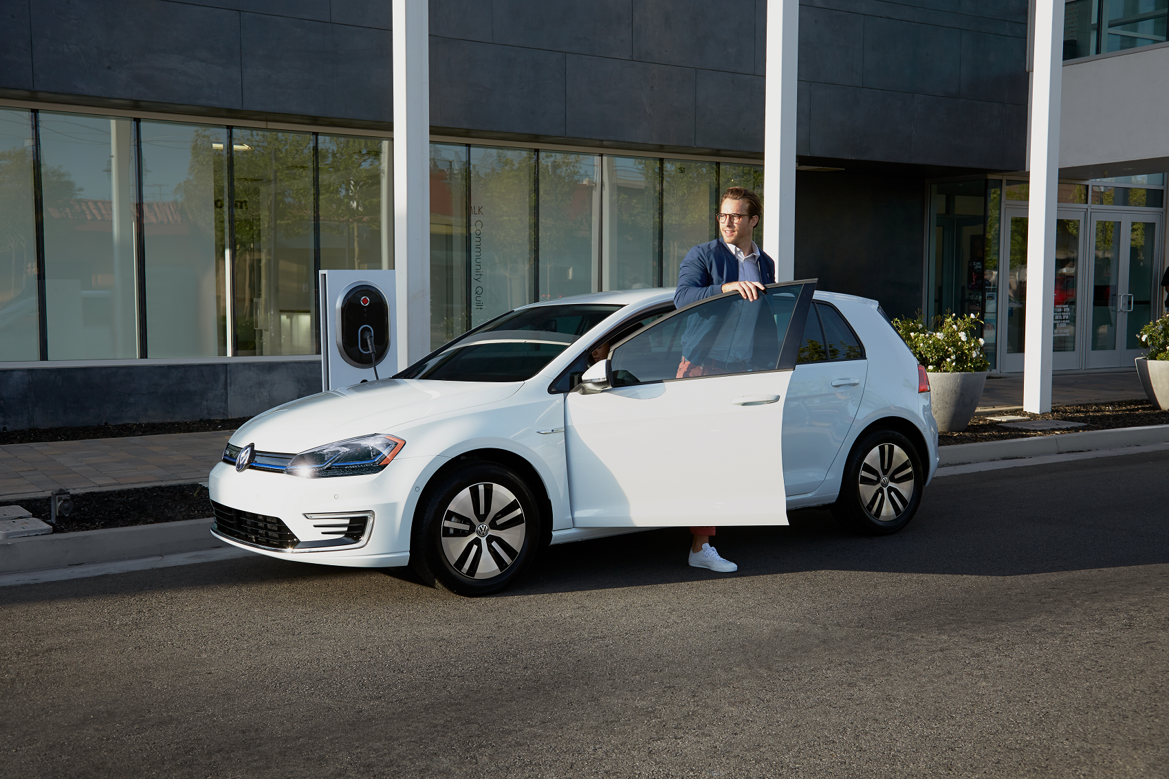 2019 Volkswagen e-Golf Electric Performance