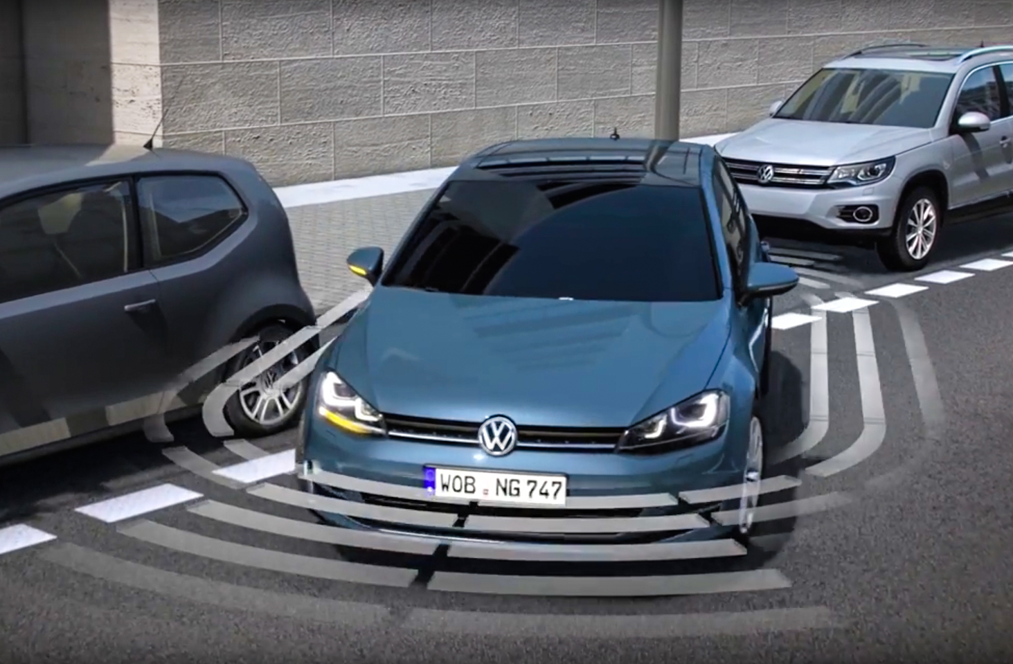 Volkswagen e-Golf Safety Features