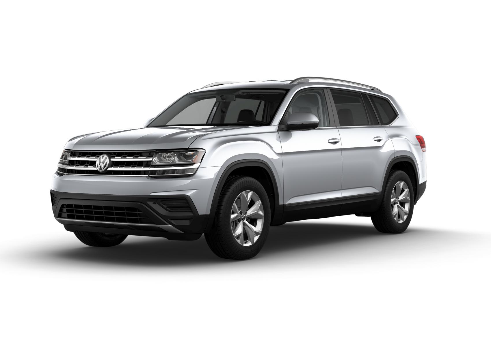 2019 Volkswagen Atlas S Silver Metallic