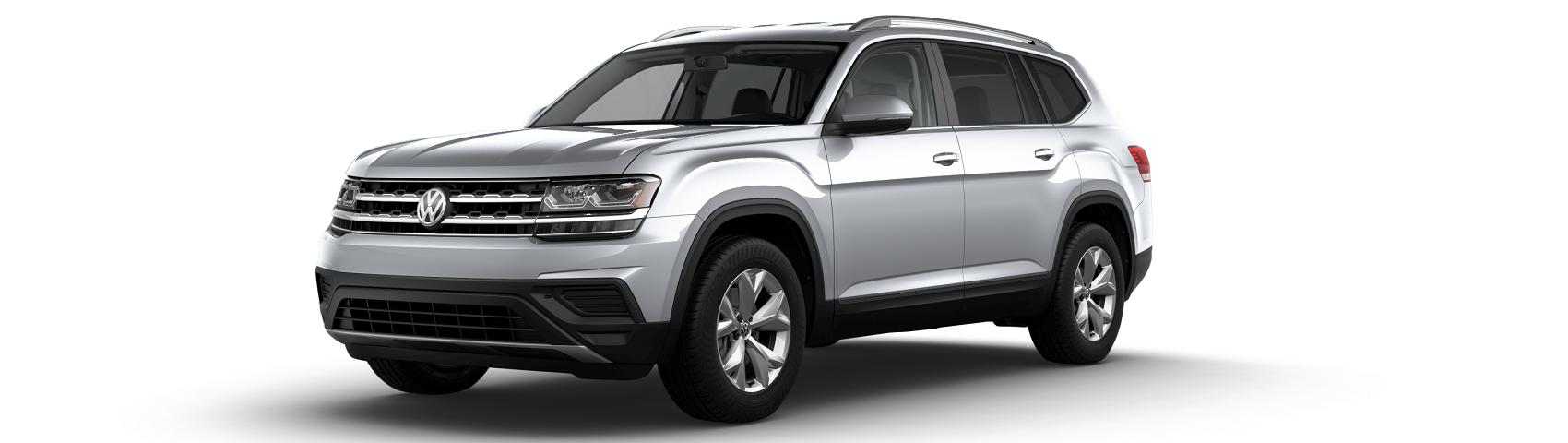 Volkswagen Atlas Silver Metallic