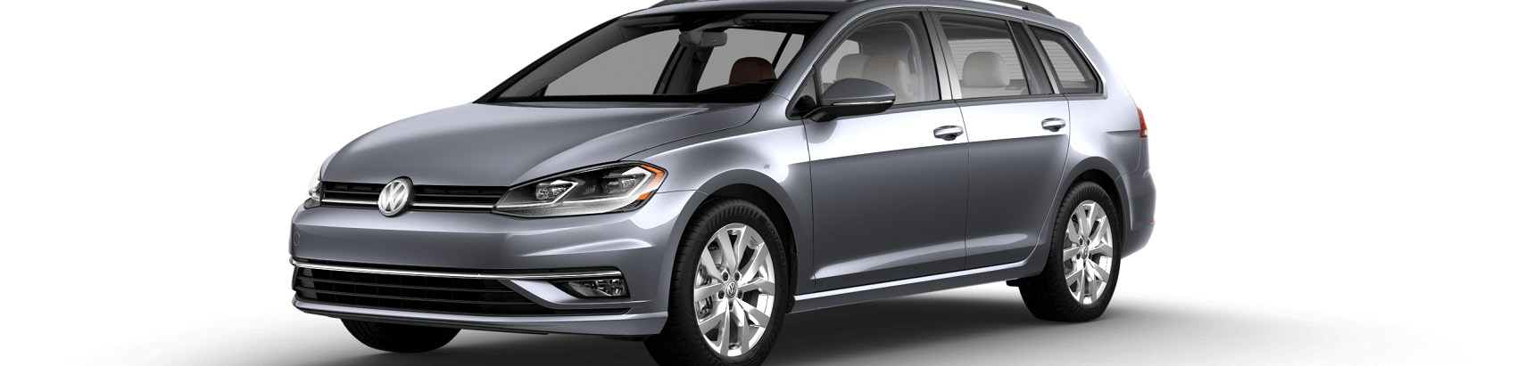 Volkswagen Golf Sportwagen Platinum Gray