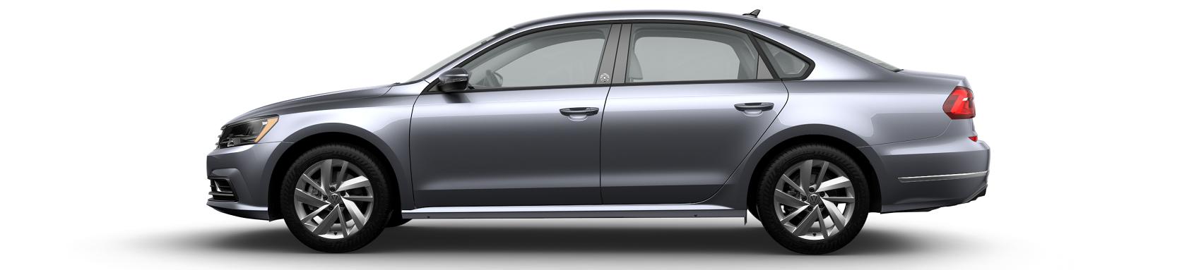 Volkswagen Passat Wolfsburg Platnium Gray