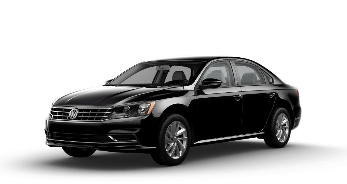 Volkswagen Passat Deep Black Pearl