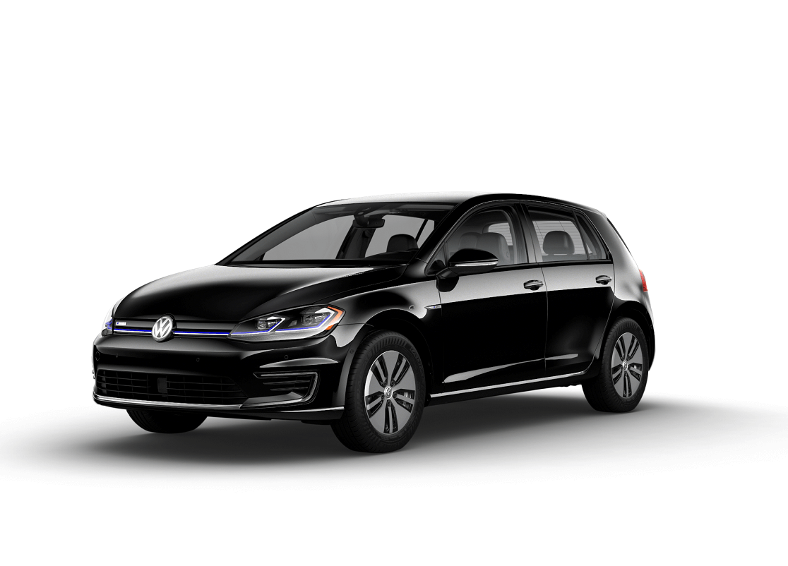 Volkswagen e-Golf SEL Premium