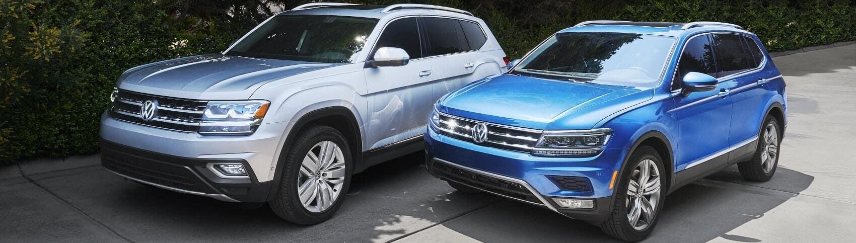 Volkswagen SUVs