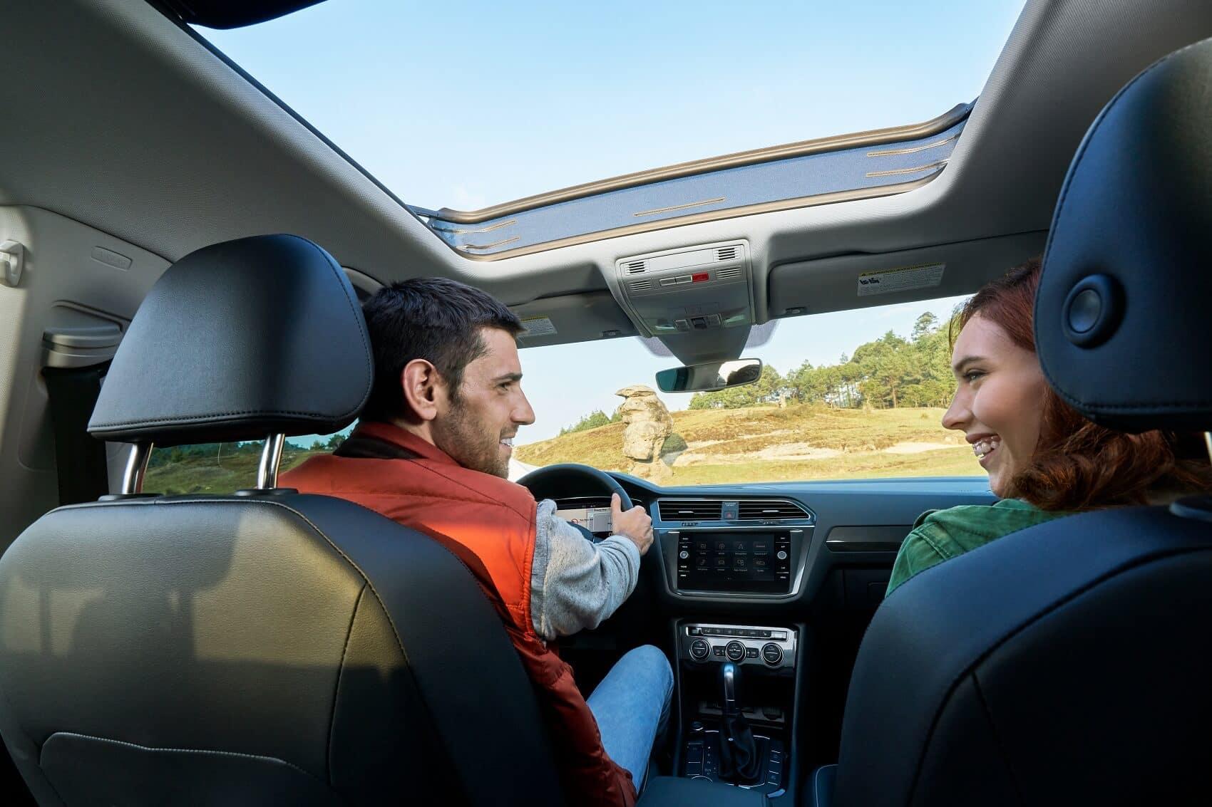 Volkswagen Tiguan Interior Comfort