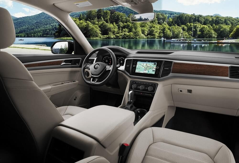 Volkswagen Atlas Interior Space