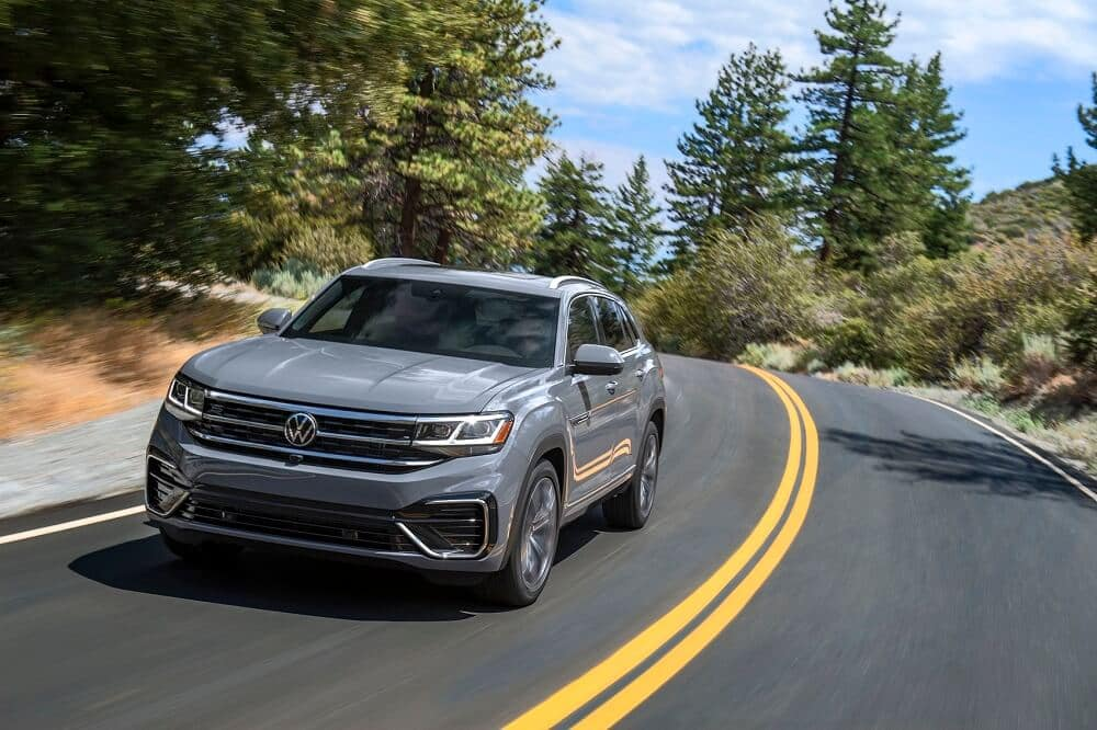 2020 Volkswagen Atlas Cross Sport Engine Specs