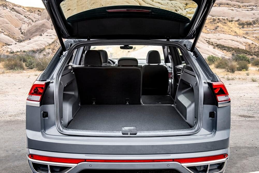 2020 Volkswagen Atlas Cross Sport Cargo Area