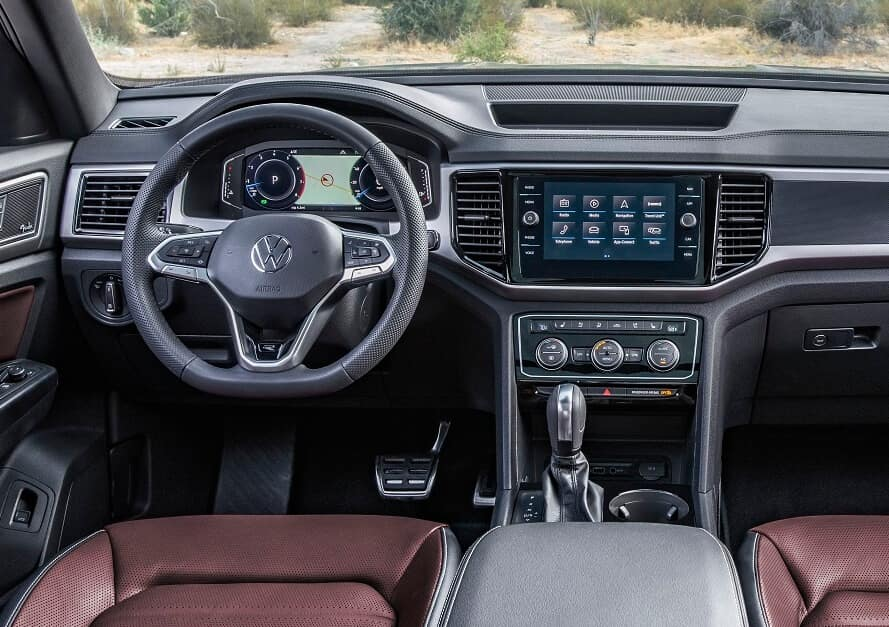 Volkswagen Atlas Cross Sport Technology