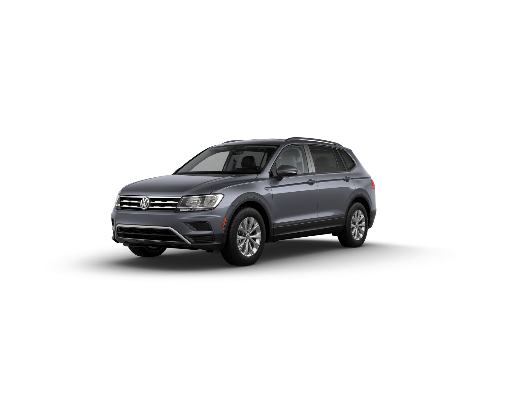 2019Tiguan S Platinum Gray Metallic