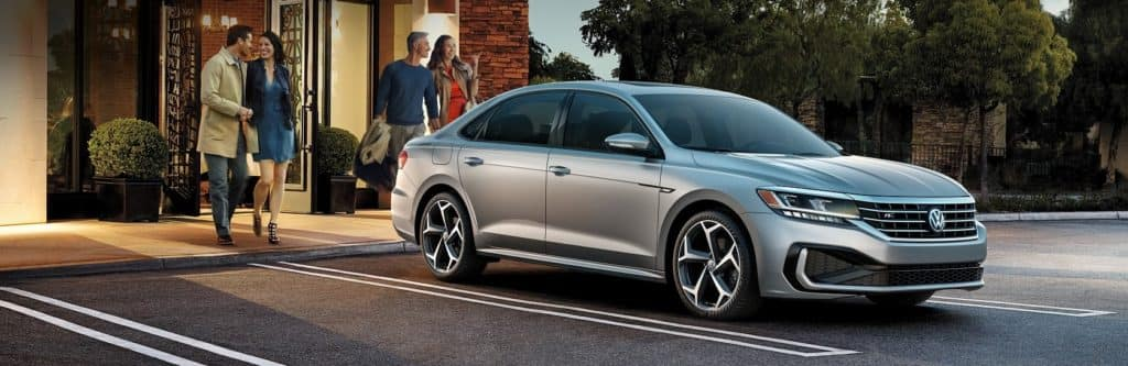 Certified Pre-Owned Volkswagen Dealer near East Providence RI