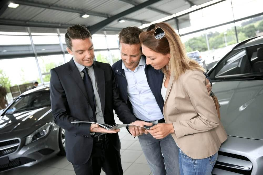 Showing List to Customers