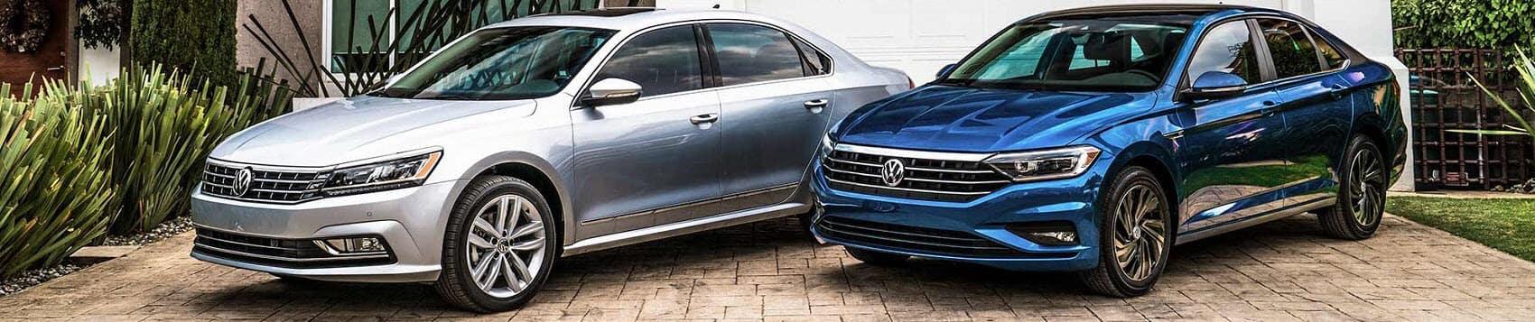 Volkswagen Sedans