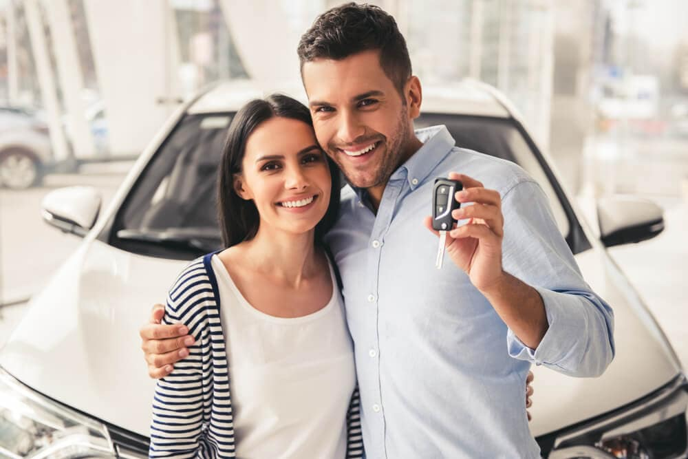 Buying a Vehicle from Dealership