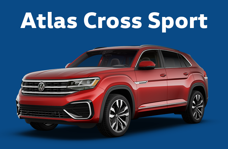 Volkswagen Atlas Cross Sport