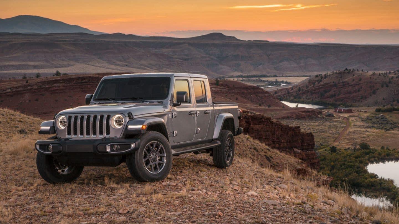 2020 Jeep Gladiator Gallery Exterior Overland